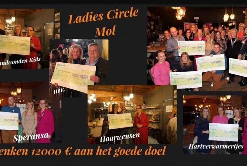 200211_Ladies Circle Mol schenkt 12000 euro aan het goede doel1
